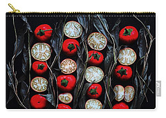 Turkish Eggplant Carry-all Pouch