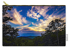 Carry-all Pouch featuring the photograph Turn Down The Lights. by Kendall McKernon