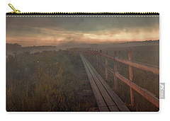 Carry-all Pouch featuring the photograph Turn To Infinity #g6 by Leif Sohlman