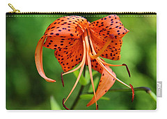Carry-all Pouch featuring the photograph Turn Up The Heat by Michiale Schneider