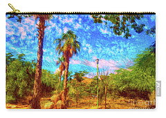 Turnaround Park Carry-all Pouch by Gerhardt Isringhaus
