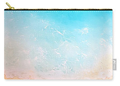 Turquoise Waters Carry-all Pouch by Karyn Robinson