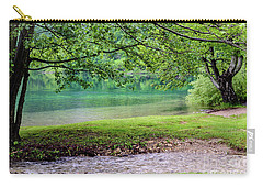 Turquoise Zen - Plitvice Lakes National Park, Croatia Carry-all Pouch