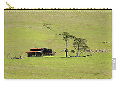 Carry-all Pouch featuring the photograph Turri Road - San Luis Obispo Ca by Art Block Collections
