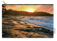 Turtle Bay Sunset 2 Carry-all Pouch