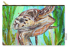 Turtle Cove Carry-all Pouch