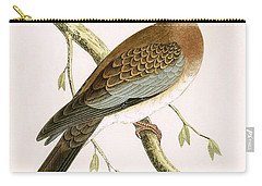 Turtle Dove Carry-all Pouch