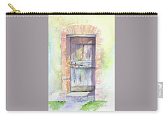 Tuscan Doorway Carry-all Pouch