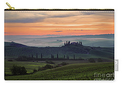Tuscan Dream Carry-all Pouch by Yuri Santin