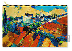Tuscan Light Carry-all Pouch by Elise Palmigiani