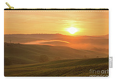 Tuscan Sunrise Carry-all Pouch by Yuri Santin
