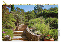 Tuscan Villa In California Carry-all Pouch