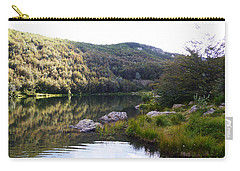 Tuscany And Water Carry-all Pouch