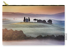 Tuscany Church On The Hill Carry-all Pouch