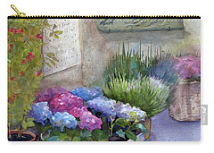 Tuscany Florist Carry-all Pouch