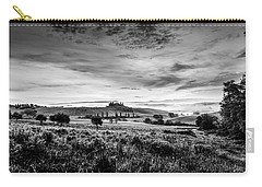 Tuscany In Bw Carry-all Pouch