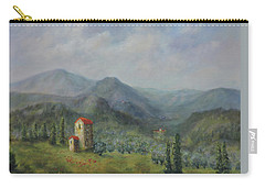 Tuscany Italy Olive Groves Carry-all Pouch