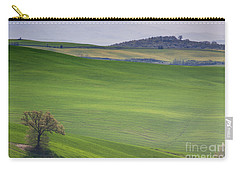 Tuscany Landscape Carry-all Pouch by Ana Mireles