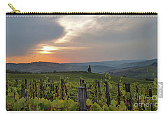 Tuscany Sunset Carry-all Pouch