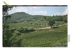 Tuscany Vineyard Carry-all Pouch