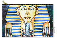 Egypt Digital Art Carry-All Pouches