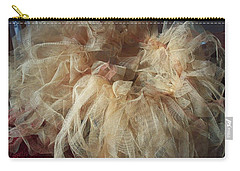 Tutu Carry-all Pouch by Judith Desrosiers
