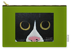 Tux Portrait  Carry-all Pouch