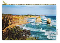 Twelve Apostles Australia Carry-all Pouch by Lexa Harpell