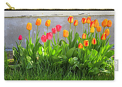 Twenty-five Tulips Carry-all Pouch