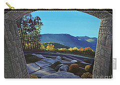 Twilight At Hunter Ridge Carry-all Pouch