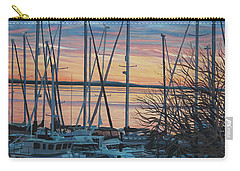 Twilight Boats Carry-all Pouch