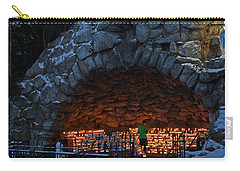 Twilight Grotto Prayer Carry-all Pouch