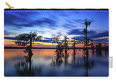 Twilight On Lake Martin Swamp Carry-all Pouch