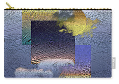 Twilight Interrupted By Ocean Breeze Carry-all Pouch