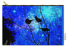 Twilight Carry-all Pouch by MaryLee Parker