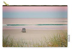 Twilight On The Beach Carry-all Pouch