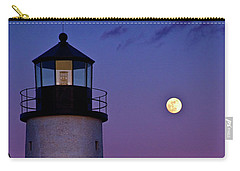 Twilight At Sandy Neck Lighthouse Carry-all Pouch