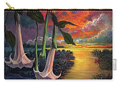 Twilight Trumpets Carry-all Pouch
