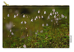 Twinflower Carry-all Pouch by Jouko Lehto