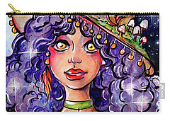 Twinkle Witch Carry-all Pouch
