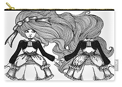 Twins Alice Carry-all Pouch