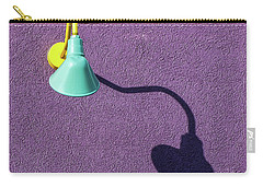 Twisted Lamp And Shadow Carry-all Pouch