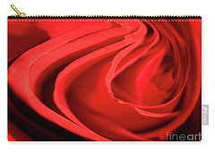 Twisted Rose Carry-all Pouch