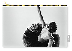 Twisting On Pointe Carry-all Pouch