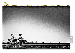 Carry-all Pouch featuring the photograph Two Are Better Than One by Jingjits Photography