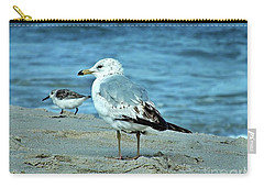 Two By The Sea  Carry-all Pouch