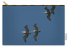 Two By Two Carry-all Pouch by Marie Neder