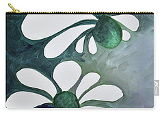Two Daisies 2 Carry-all Pouch