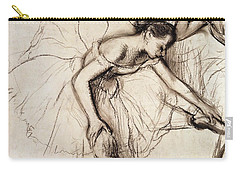 Two Dancers Resting Carry-all Pouch