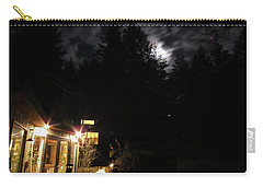 Two Days Before The Blue Moon Carry-all Pouch
